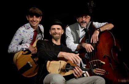 Carlo Aonzo Trio @ Longstaff House